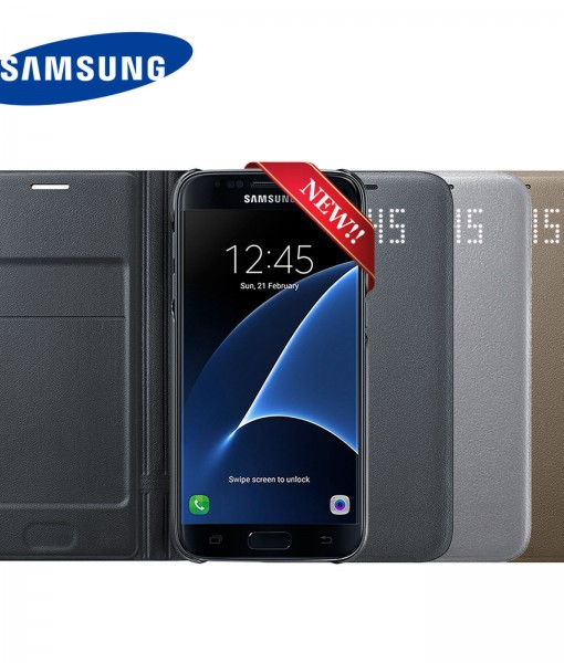 New-Samsung-LED-View-Cover-for-Samsung-Galaxy-S7-EF-NG930P-USA-Seller-272175191750