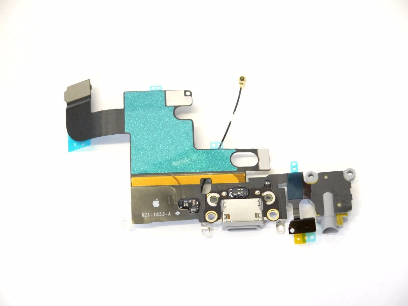 For Iphone 6 New Usb Connector Charging Port Circuit Board Gold Flex 1 4 Jack Wiring To Add Wishlist Loading