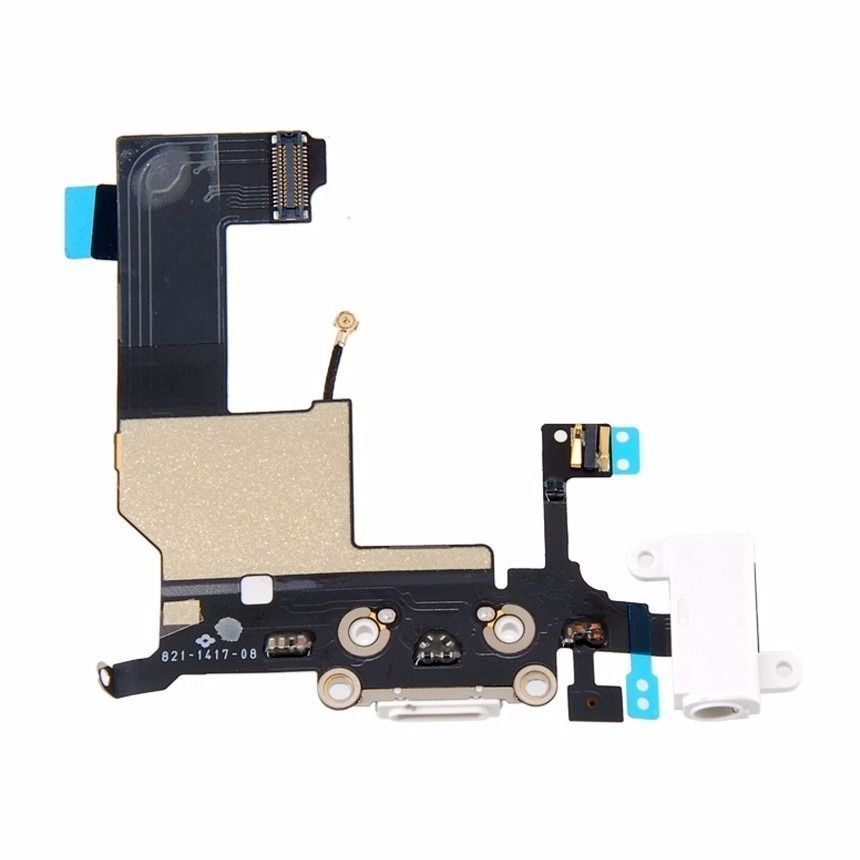 new original for iphone 5 5g white dock connector and. Black Bedroom Furniture Sets. Home Design Ideas