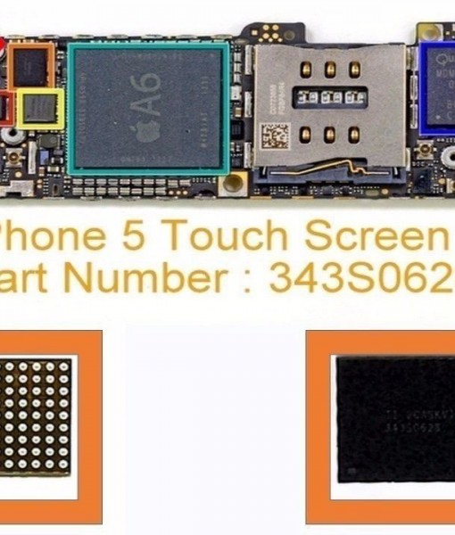 New-Black-Touch-Screen-Digitizer-Controller-IC-343S0628-Chip-for-iPhone-5-5G-272115665553