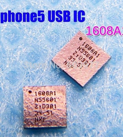 New-OEM-iPhone-5-USB-Charger-Charging-Chip-U2-IC-1608-for-Motherboard-Repair-272054979803