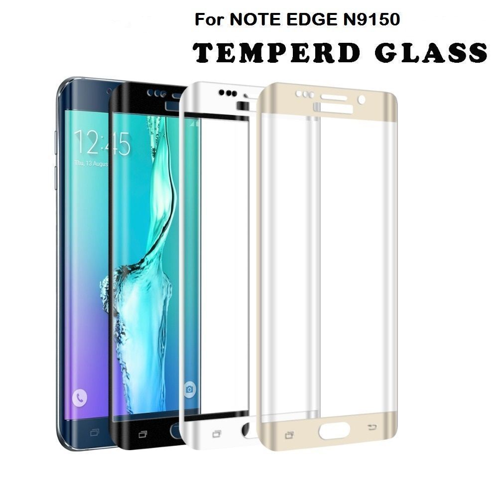 Samsung N915 Galaxy Note Edge Full Cover Curved Tempered ...