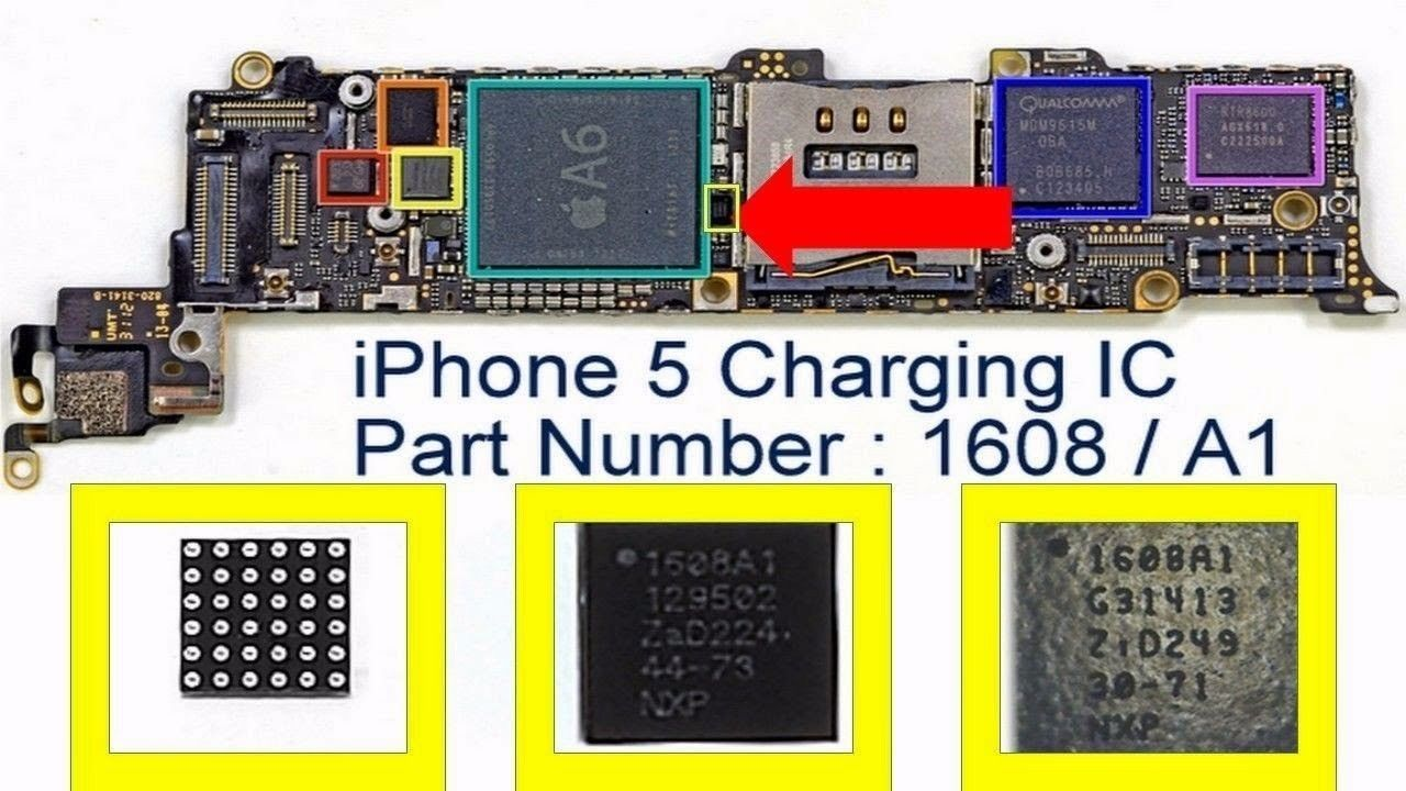 how to fix my iphone 5 charger