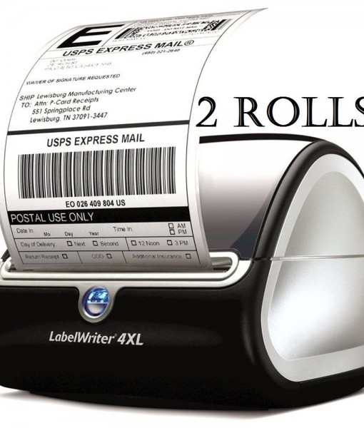 2-ROLLS-Dymo-1744907-Compatible-4x6-Thermal-Shipping-Postage-Label-for-4xl-272072150655