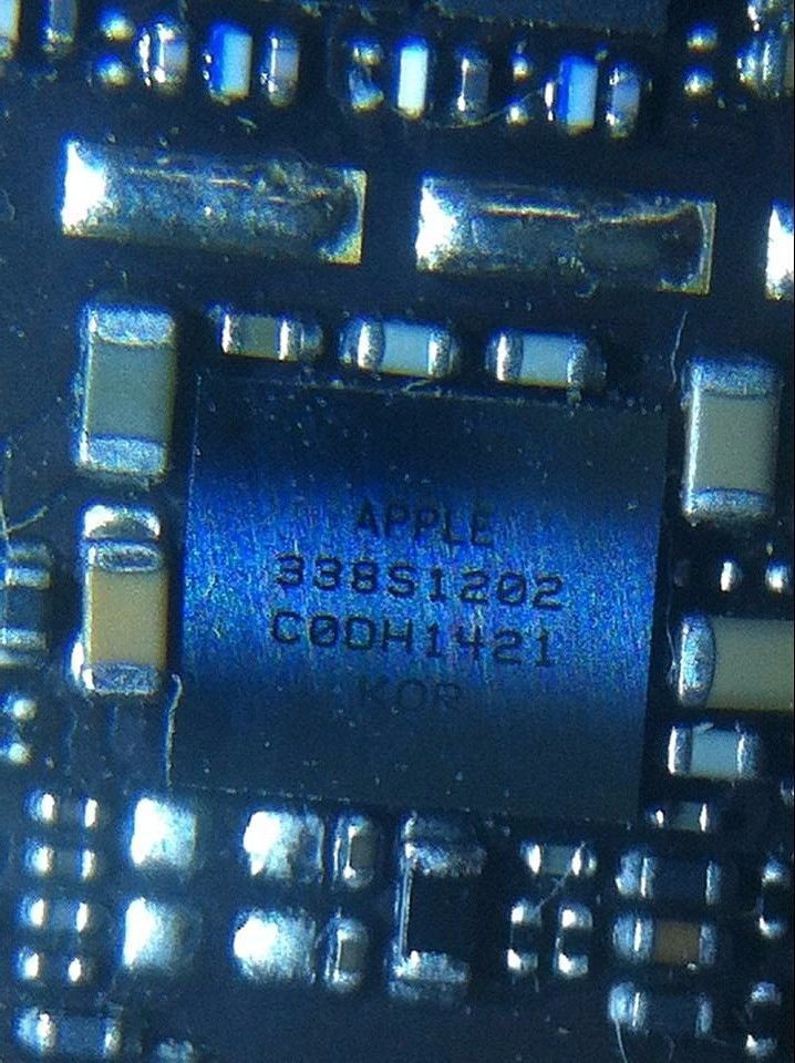 iphone 6 no sound new small audio ic 338s1202 repair part replacement for 3646